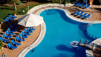 SON CALIU HOTEL SPA OASISOUTDOOR SWIMMING POOL